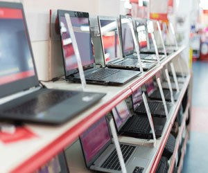 technology-store-shelving