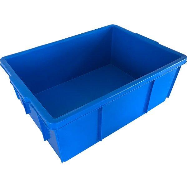 Plastične gajbe 300x400x150mm zatvorene stranice