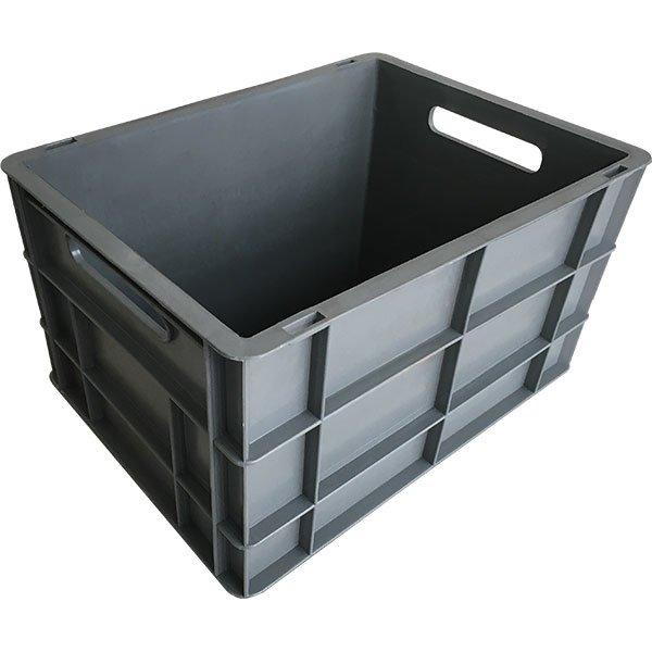 Plastične gajbe 300x400x235mm zatvorene stranice