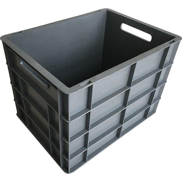 Plastične gajbe 300x400x285mm zatvorene stranice