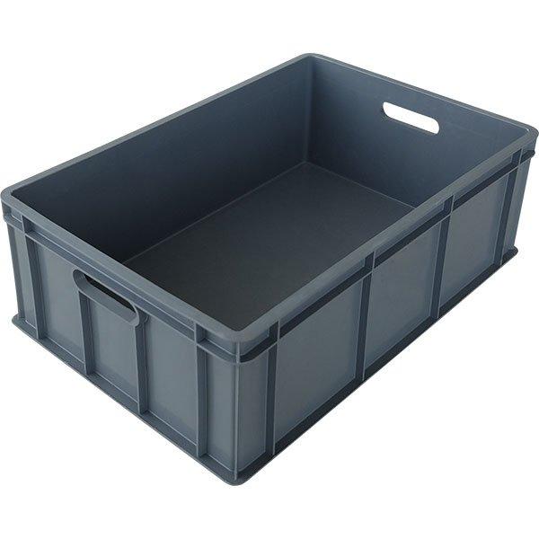 Plastične gajbe 400x600x200mm zatvorene stranice