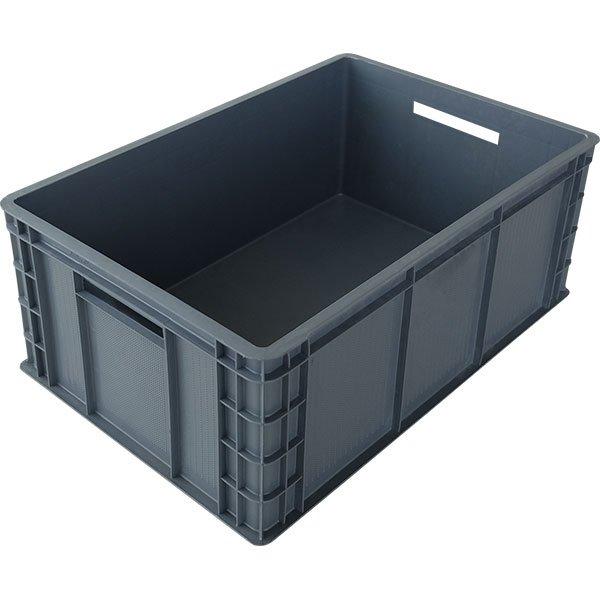Plastične gajbe 400x600x240mm zatvorene stranice