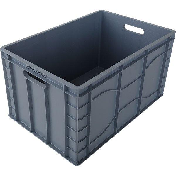 Plastične gajbe 400x600x320mm zatvorene stranice