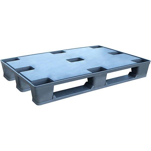 Nestable Closed Deck Plastic Pallet