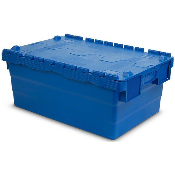 Konusne plastične gajbe 400x600x250(v)mm
