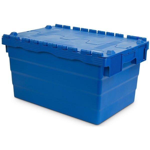 Konusne plastične gajbe 400x600x320(v)mm