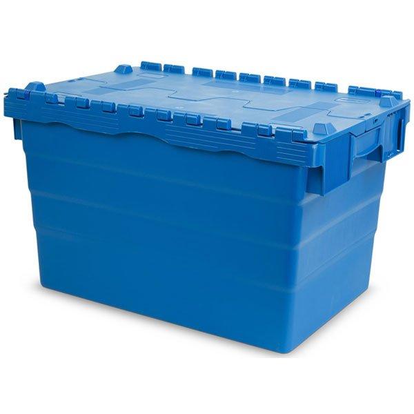 Konusne plastične gajbe 400x600x365(v)mm