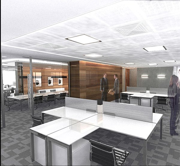 office architectural design