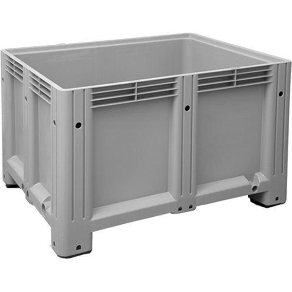 Zatvoreni plastični paletni kontejneri 1000x1200x850mm