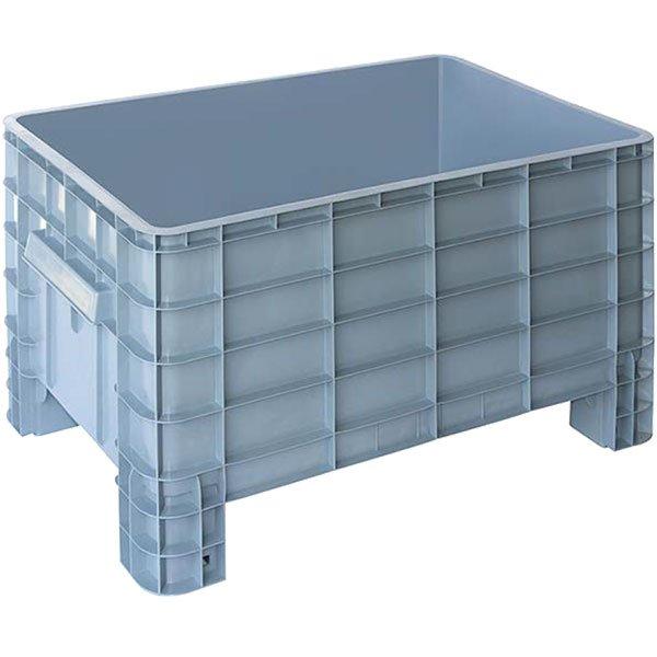 Zatvoreni plastični paletni kontejneri 640x1000x550mm
