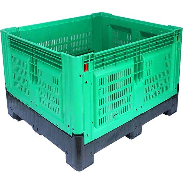 Sklopivi paletni kontejneri 1200x1200x800mm