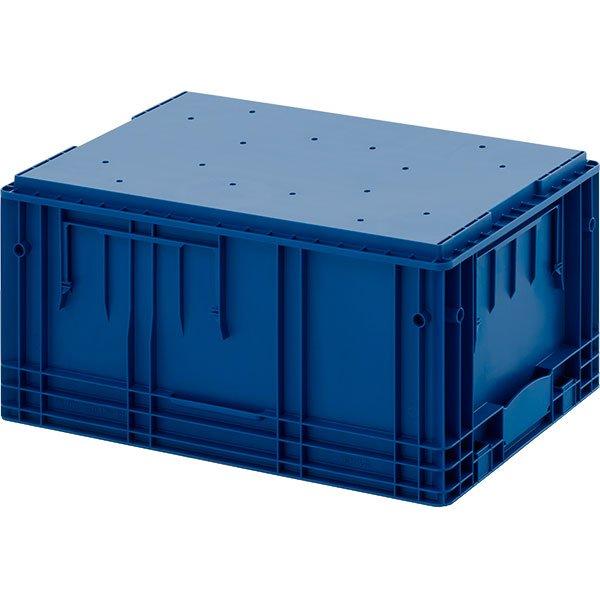 RL-KLT 6280 400x600x280mm Plastične gajbe