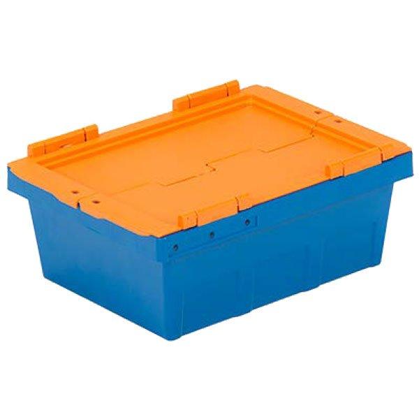 Konusne plastične gajbe 225x295x125(v)mm