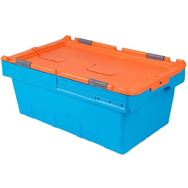 Konusne plastične gajbe 300x490x235(v)mm