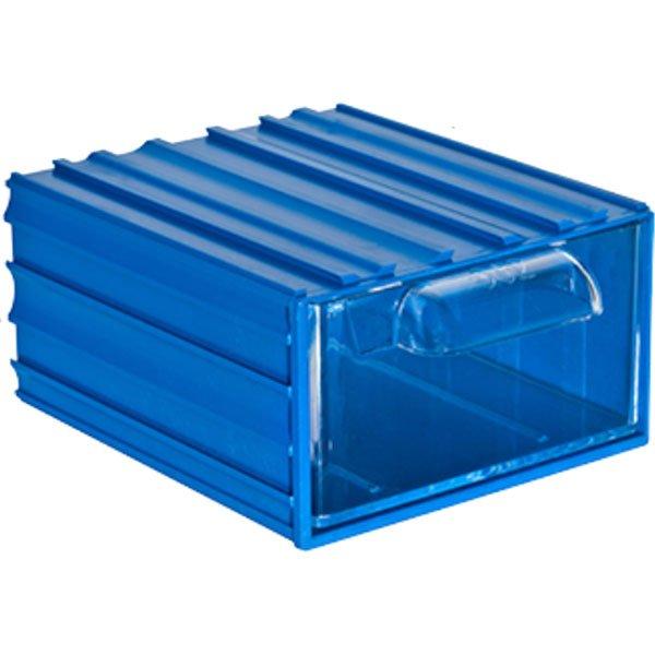 Plastična Kutija sa 1 Ladicom 106x122x062(h)mm
