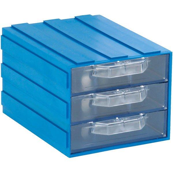 Plastična Kutija sa 3 Ladice 103x134x083(h)mm