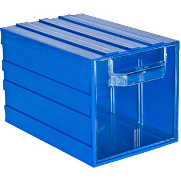 Plastična Kutija Sa 1 Ladicom 132x205x132(h)mm
