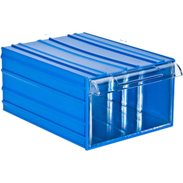 Plastična Kutija Sa 1 Ladicom 173x230x110(h)mm