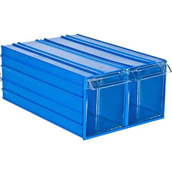 Plastična Kutija Sa 2 Ladice 212x306x126(h)mm