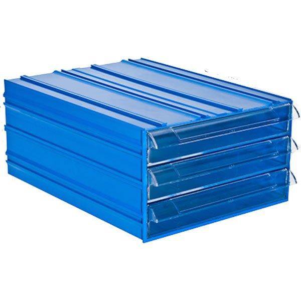 Plastična Kutija Sa 3 Ladice 260x340x150(h)mm