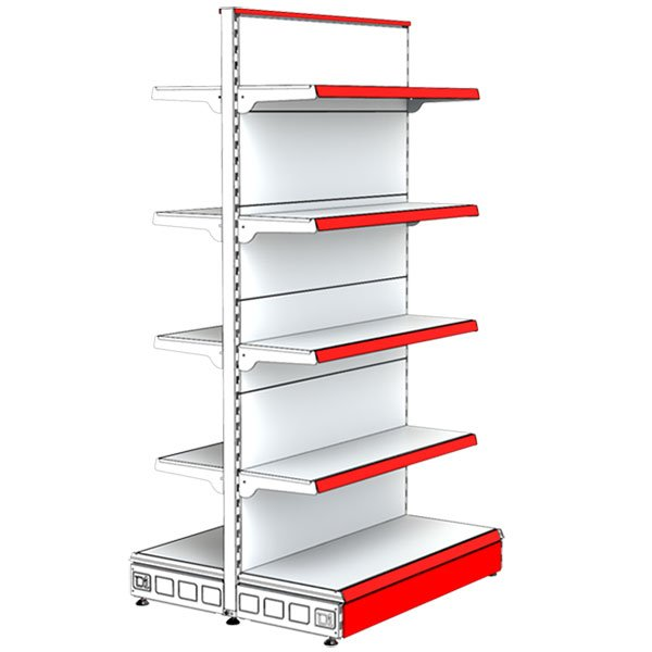 Gondola-Unit-Shelving-195X40-R4X30