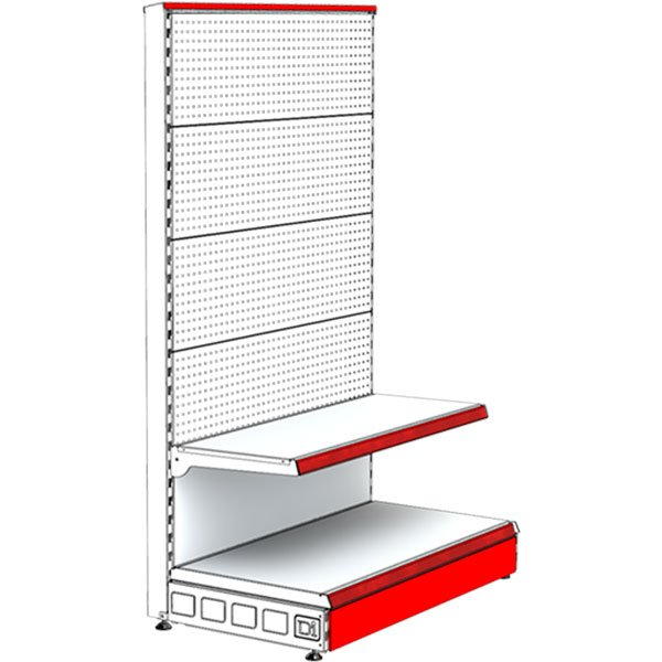 Perforated-Shelving-Wall-Unit-165X50-R1X40