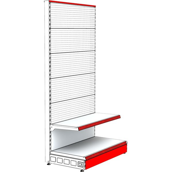 Perforated-Shelving-Wall-Unit-195X50-R1X40