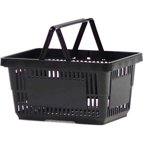 black-22-liter-plastic-basket