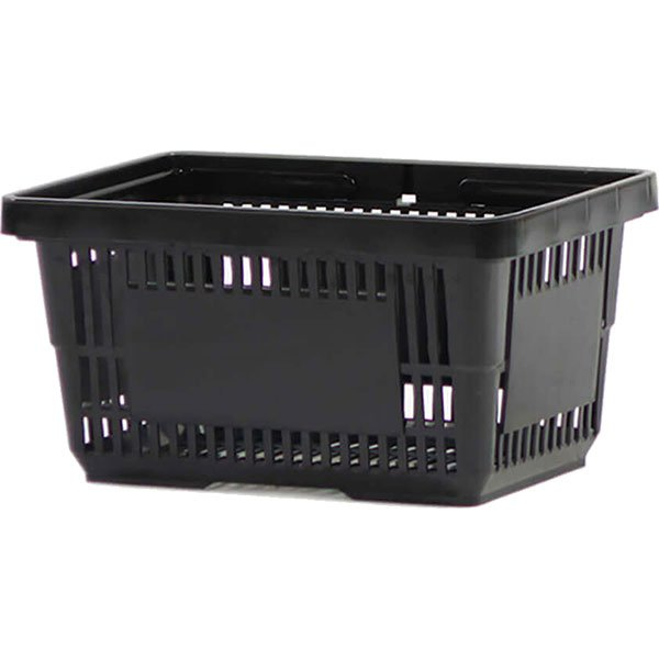 black-22-liter-plastic-baskets