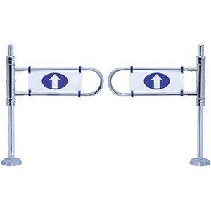 double-mechanical-gate