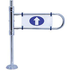 left-mechanical-gate
