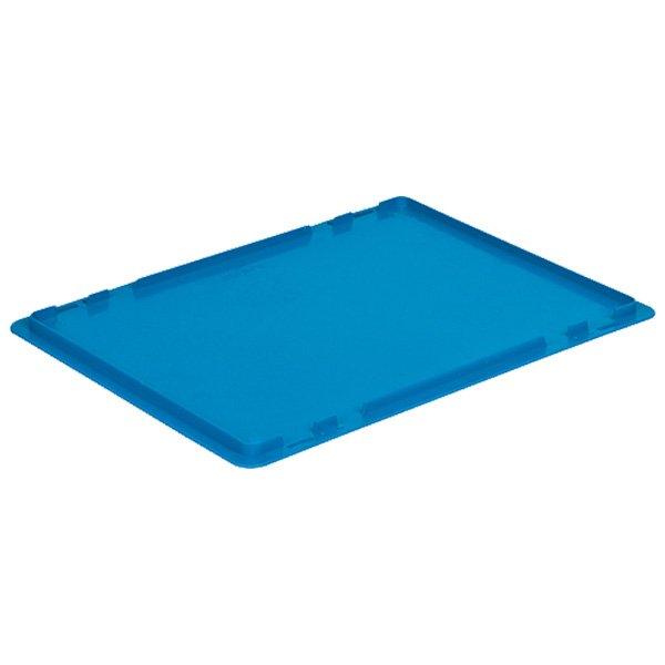 Plastične gajbe 300x400x117mm zatvorene stranice