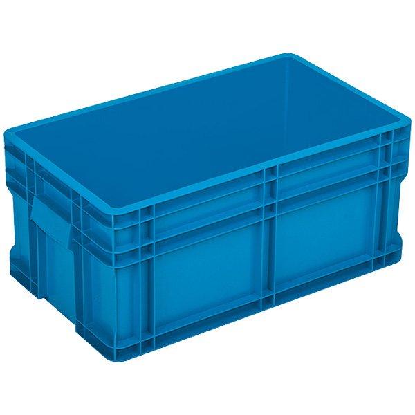 Plastične gajbe 250x500x220mm zatvorene stranice
