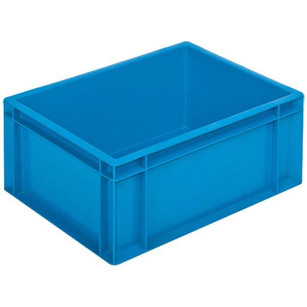 Plastične gajbe 300x400x174mm zatvorene stranice