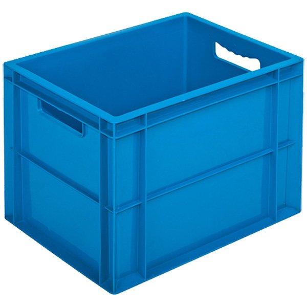 Plastične gajbe 300x400x290mm zatvorene stranice