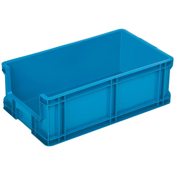 Plastične gajbe 300x500x180mm zatvorene stranice