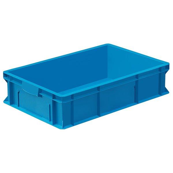 Plastične gajbe 400x600x145mm zatvorene stranice