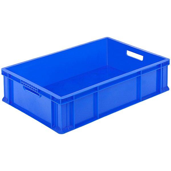 Plastične gajbe 400x600x150mm zatvorene stranice