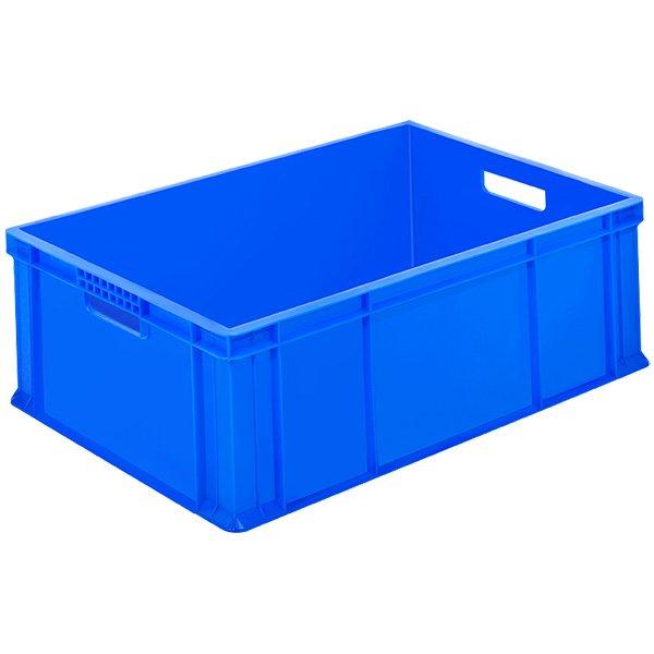 Plastične gajbe 400x600x170mm zatvorene stranice