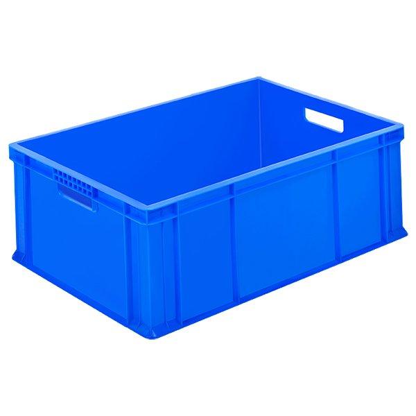 Plastične gajbe 400x600x230mm zatvorene stranice