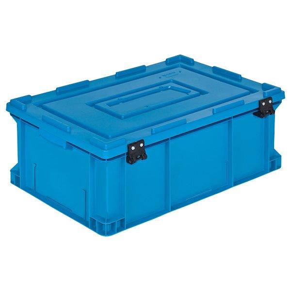 Plastične gajbe 400x600x220mm zatvorene stranice