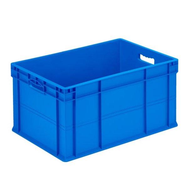 Plastične gajbe 400x600x300mm zatvorene stranice