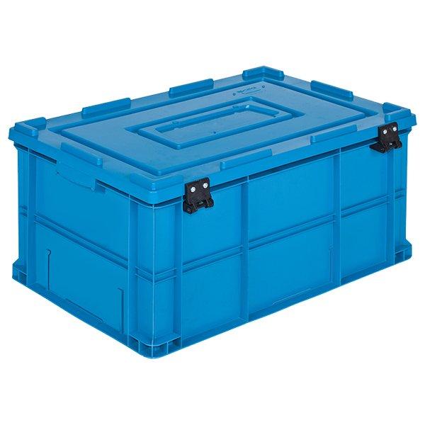 Plastične gajbe 400x600x280mm zatvorene stranice