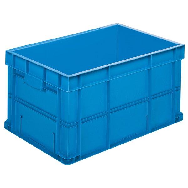 Plastične gajbe 400x600x325mm zatvorene stranice