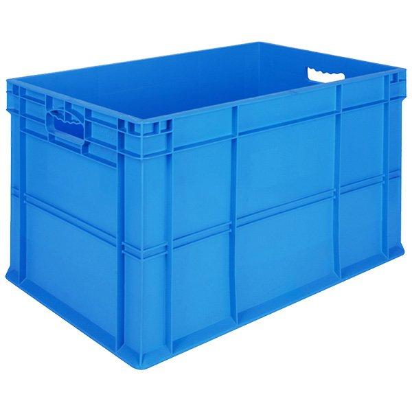 Plastične gajbe 400x600x340mm zatvorene stranice