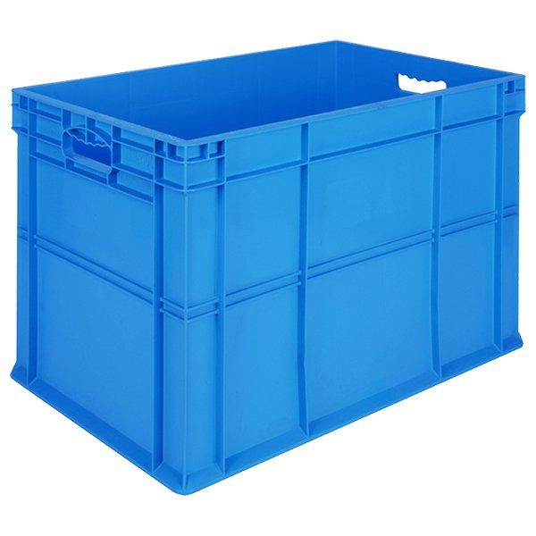 Plastične gajbe 400x600x400mm zatvorene stranice