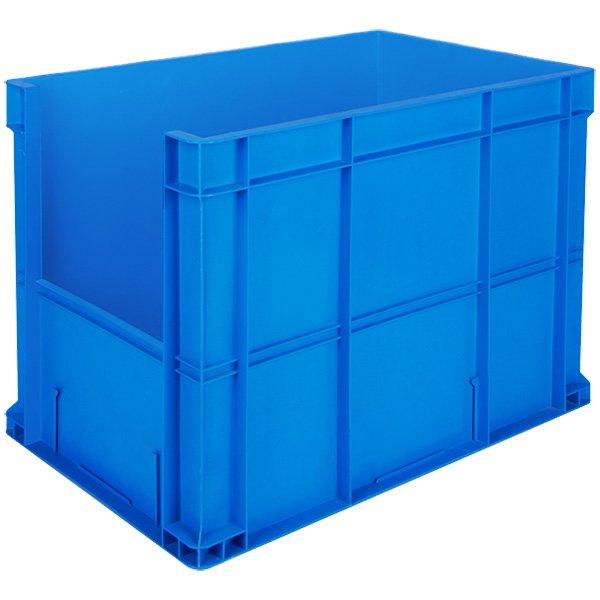 Plastične gajbe 400x600x450mm zatvorene stranice