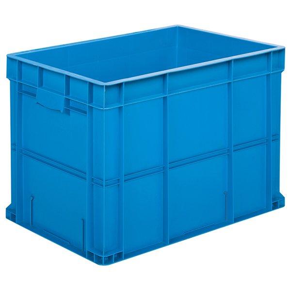 Plastične gajbe 400x600x425mm zatvorene stranice