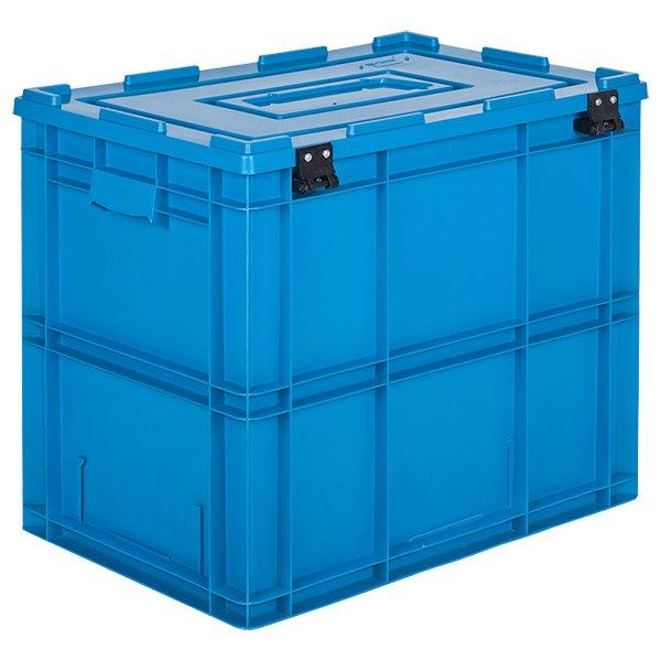 Plastične gajbe 400x600x500mm zatvorene stranice
