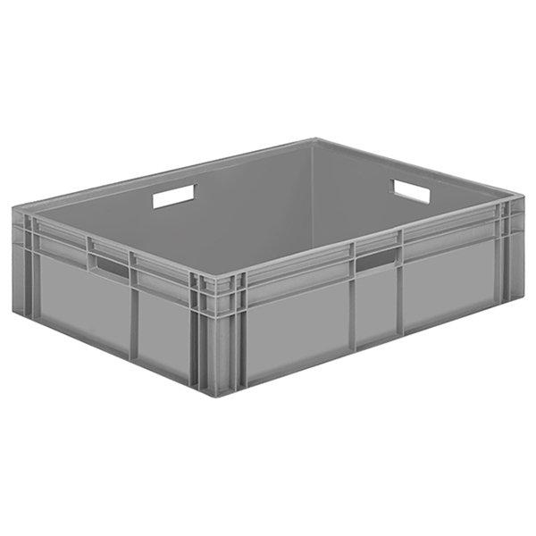 Plastične gajbe 600x800x230mm zatvorene stranice